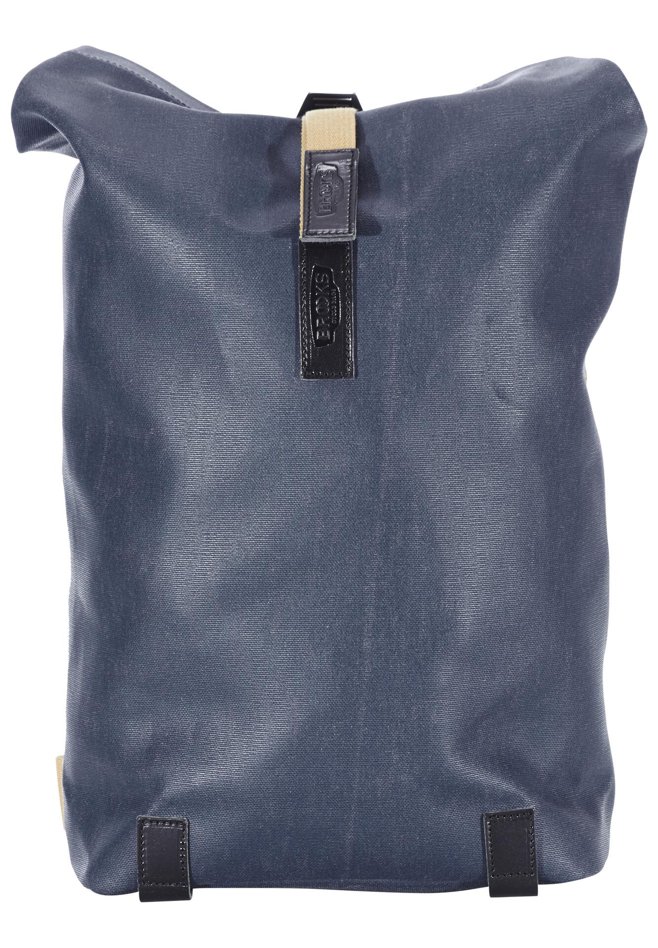 Backpack Pickwick Small Blueblack Brooks Canvas 12lDark CBredxo